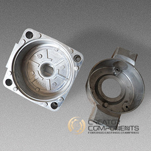 A356 Aluminium Auto Gravity Casting Wear Part