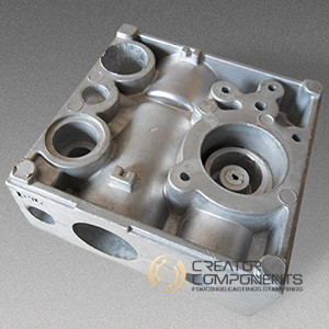 A360 Alloy Vehicle Gravity Casting Component