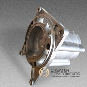 Aluminium Auto Gear Housing Sand Casting