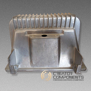 Aluminum A356 Alloy Automobile Casting Part