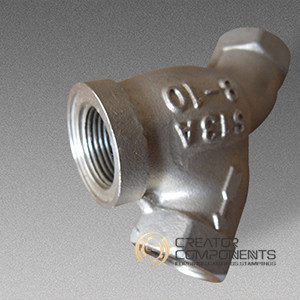 Custom Auto Alsi12Cu1Fe Alloy Die Casting Part