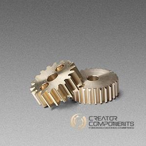 Copper Alloy Machining Forging Gear