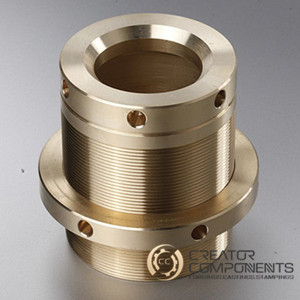 Copper Alloy Machining Casting
