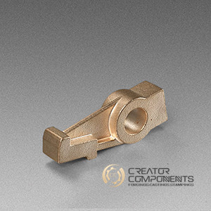 Tin Bronze Investment Casting Component