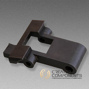 Gray Iron Printer Permanent Mold Casting Part