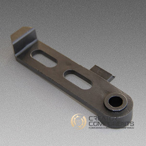 Iron Alloy Textile Machinery Casting Component