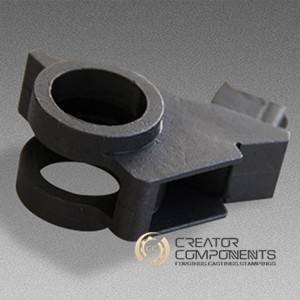 Iron Casted Printing Machine Component