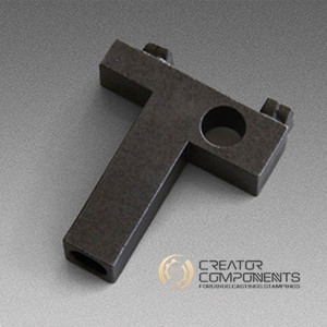 Iron Hardware Machinery Casting Component
