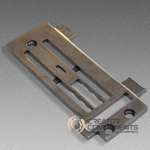 Iron Sewing Machinery Sand Casting Accessory