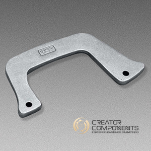 42CrMo Carbon Steel Forged Tool Wear Part