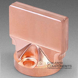 C22000 Bronze Cold Forging Machined Hardware