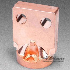 Customized Bronze Machined Forging Component